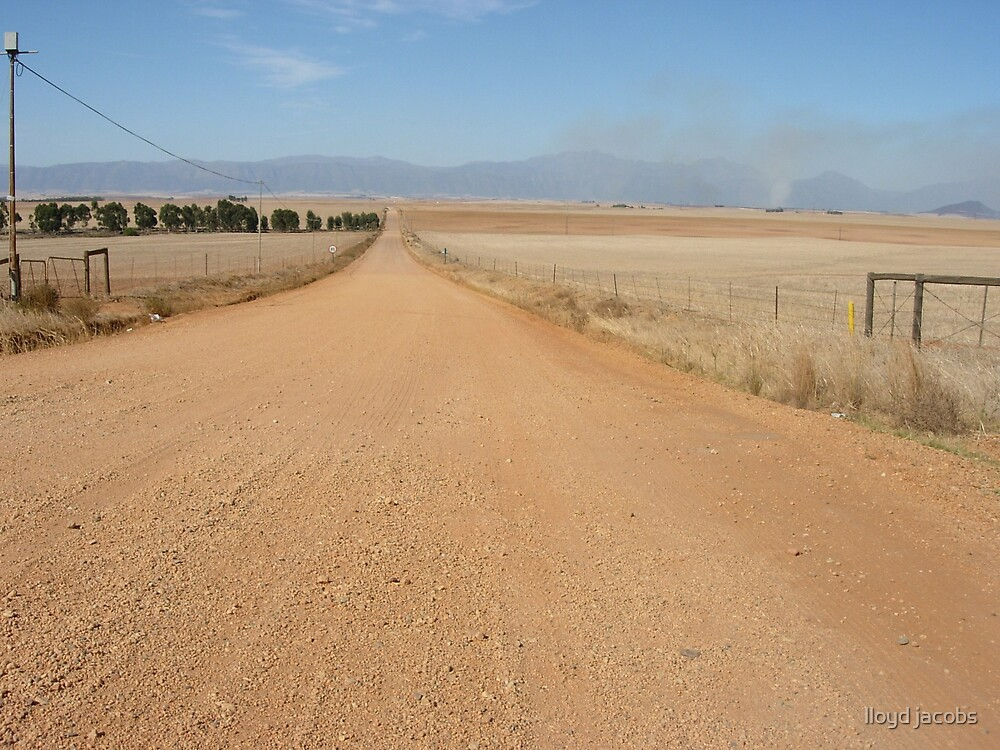 """""""Road to Elands Bay"""" West coast South africa by lloyd jacobs"""