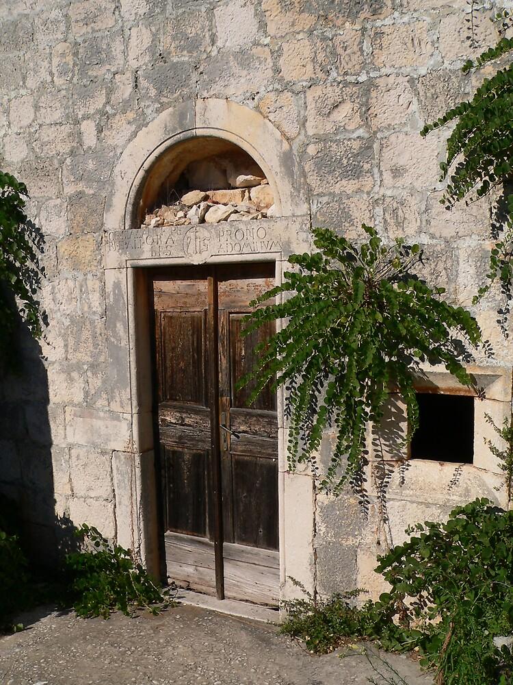 Croation Door by Jacko