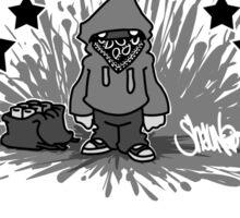 Graff City Sticker