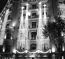 Barca Christmas by CiaoBella