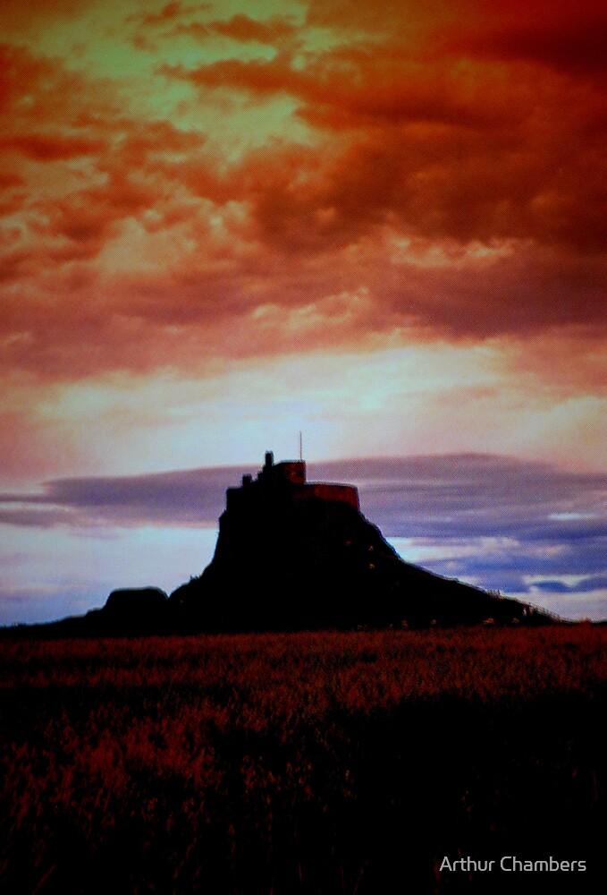 Holy Island...........Northumberland........ by Arthur Chambers