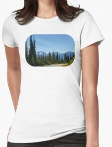 Country Road Womens Fitted T-Shirt