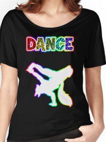 Dancer Fur 2 Women's Relaxed Fit T-Shirt