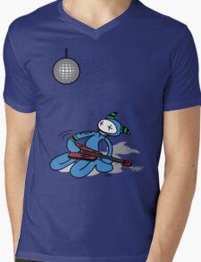 Bubblerock2 Mens V-Neck T-Shirt