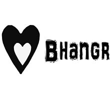 I Love Bhangra by greatshirts