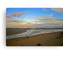 Abel Tasman Sunset Canvas Print