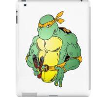 Michelangelo TMNT iPad Case/Skin