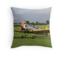 Going Solo Throw Pillow