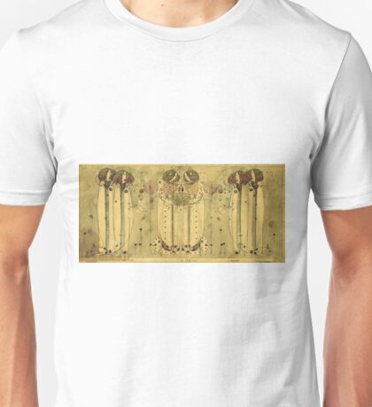 Charles Rennie Mackintosh - The Wassail Unisex T-Shirt