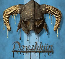 Dovahkiin Helmet by WondraBox