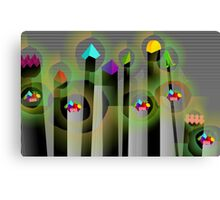 Toys and Candy Canvas Print