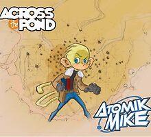 Atomik Mike Promo piece by JORZAC