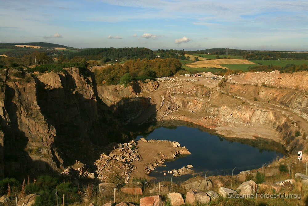 The Quarry by Suzanne Forbes-Murray