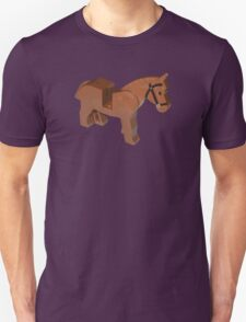 Toy Brick Horse T-Shirt