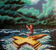 Salvation In A Storm by Stephen  J. Vattimo