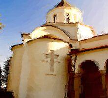 The Armenian Church by Jon Ayres