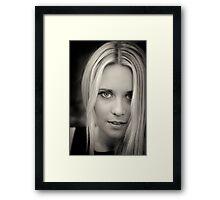 Aleyce Simmonds Framed Print