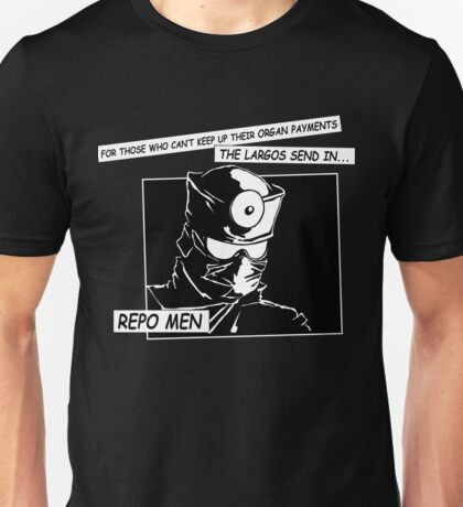 Repo! The Genetic Opera | The Repo Men - White Unisex T-Shirt