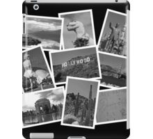 California Memories  iPad Case/Skin