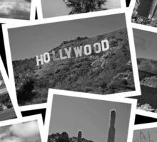 California Memories  Sticker