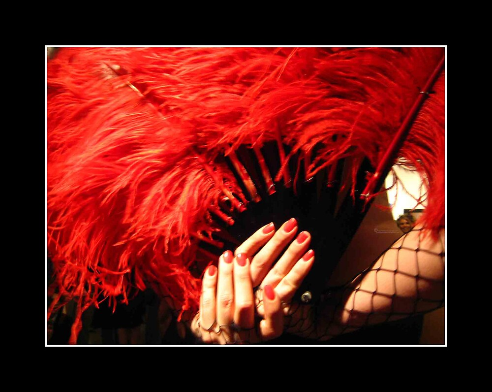feather dancer by JetsetAphrodite