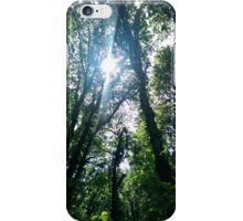 Canopy 1 iPhone Case/Skin