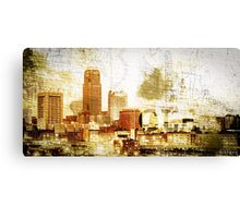 Cleveland - Rock City Canvas Print