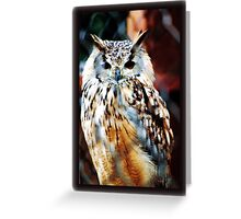 I am so very handsome Greeting Card