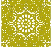 Gold background Photographic Print