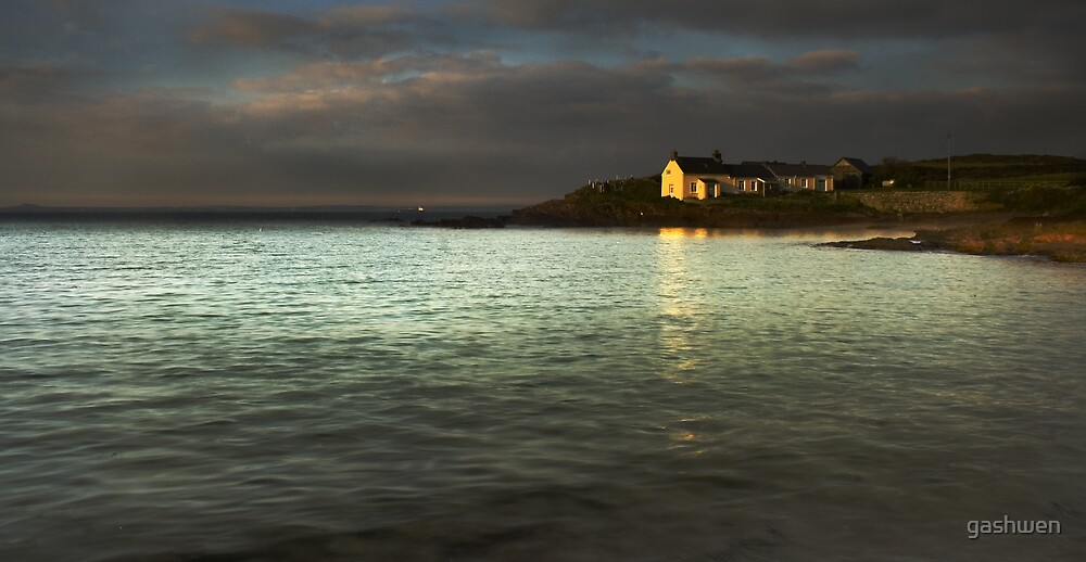 st brides bay by gashwen