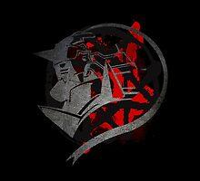 Armor of Steel by Artrepublik04