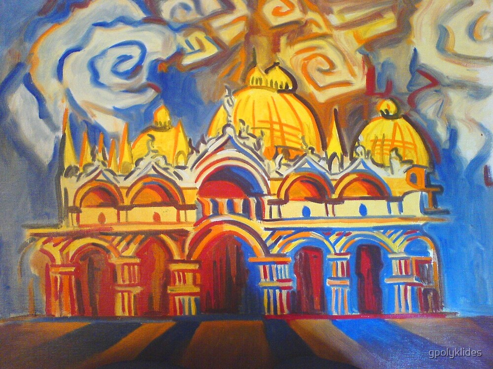 st mark's venice  by gpolyklides