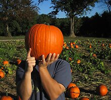 The Great Pumpkin Head by Jennie Smolow