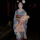 Geisha - Potoncho Alley by Trishy