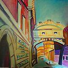 bridge in Venice by gpolyklides