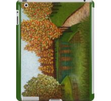 Colored reflections iPad Case/Skin