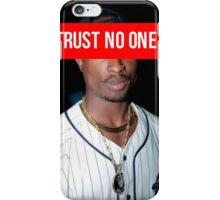 2PAC Trust No One face Supreme iPhone Case/Skin