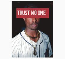 2PAC Trust No One face Supreme by ContrastLegends