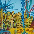 Herbarium - cacti by gpolyklides