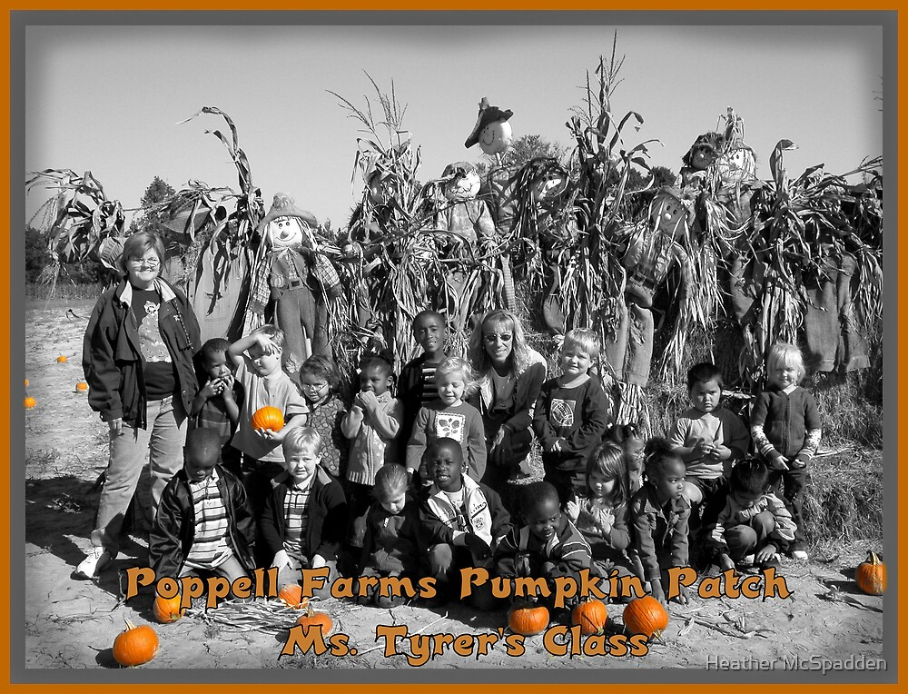 """"""" We found all the pumpkins"""" by Heather McSpadden"""