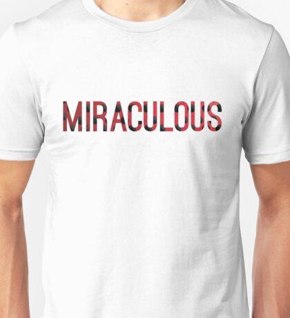 Miraculous Ladybug Unisex T-Shirt