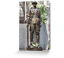 Cenotaph 1 Greeting Card