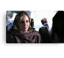 Amanda Defiance Season 1 Canvas Print