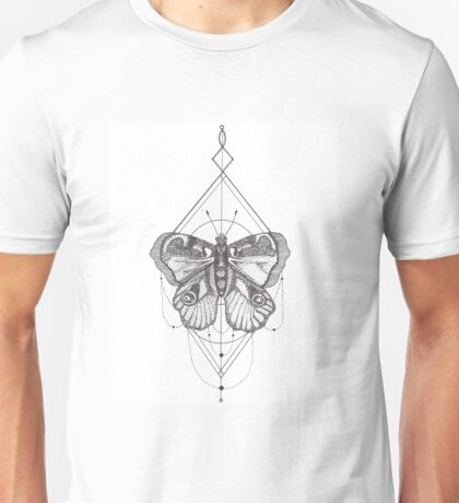 Moth Point Unisex T-Shirt