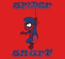 Spider Smurf Kids Clothes