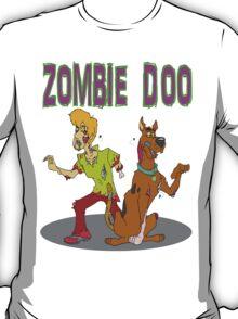 Zombie Scooby Doo T-Shirt