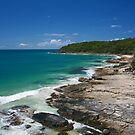 Coast - Noosa National Park by Sara Lamond