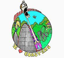I LOVE Coasters Unisex T-Shirt