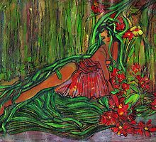 Jungle Queen by Kargin
