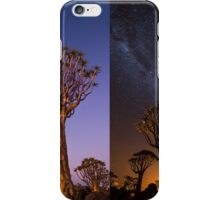 Quiver Tree Forest, Namibia iPhone Case/Skin